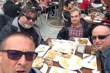 Febrero 2017 - Cuatro aventureros en Cadiz