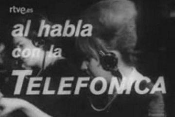 Telefonica en el No-do (Video)