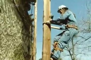Celadoras en Telefonica (No-do) (Video)