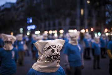 2012 al 2015 - Telefonicos en lucha