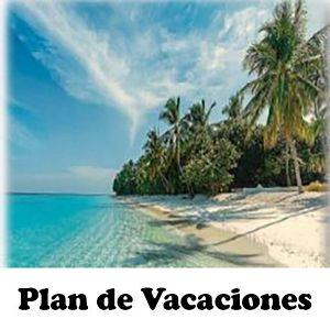 Plan de Vacaciones